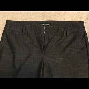 Heather Black Dress Pants